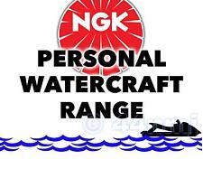 NGK SPARK PLUG For PWC / JET SKI YAMAHA 760cc WB 760 Wave Blaster II 96->
