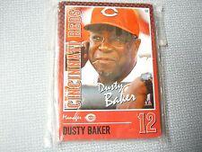 2008 Cincinnati Reds SGA Team Player Cards Votto Bruce Cueto Arroyo
