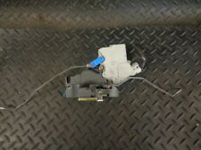 2003 NISSAN X-TRAIL 2.2 DI SVE 5DR DRIVERS FRONT DOOR LOCK CATCH 805523Y510