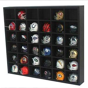 Pocket Pro & Gumball Football Mini Helmet Display Case Stand