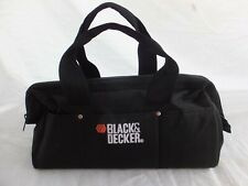 "New ListingBlack & Decker 18"" X 8"" X 7"" Tool Storage Travel Bag W/5 Pockets Large Size"