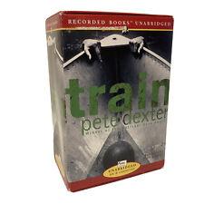 Train by Pete Dexter Audiobook Cassettes Recorded Books Unabridged Novel 10 Hrs