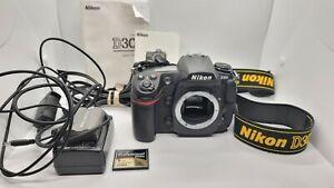 Nikon D D300 12.3 MP Digital SLR Camera - Black with Extras