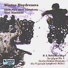 P.I.TCHAIKOVSKY - SYMPHONY # 1 ,HAMLET, VOYEVODA - YURI SIMONOV - CD, 1998