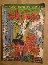 STRANGE - T3 : mars 1970