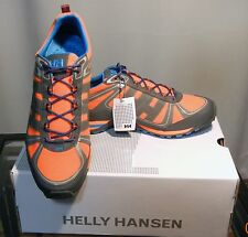 NWB Helly Hansen Men's Trackfinder 3 HT Running Size 9.0 D (US) Synthetic Orange