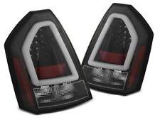 LED REAR TAIL LIGHTS LDCH19 CHRYSLER 300C SALOON 2005 2006 2007 2008 BLACK