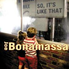 Joe Bonamassa - So, It's Like That (NEW VINYL LP)