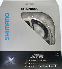 Shimano XTR FC-M985 Outer Chainring 42T Bcd 88mm Use With 30T (Excluded) 10 spd