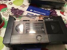 Nib Samsonite Vhs-C To Vhs Cassette Adapter Sva-1