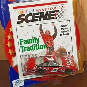 Dale Earnhardt Jr #8 Budweiser Bud 2000 NASCAR Winner's Circle 1:64 Diecast car