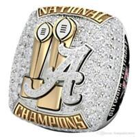 Alabama Crimson Tide 2017-2018 National Championship Ring Champions Ring USA!