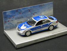 Minichamps Mercedes-Benz E-Klasse 320 CDI 2006 1:43 #19 Paris-Beijing (JS)