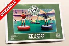 ZEUGO GIOCO CALCIO SCATOLA BASE Giocattoli Football Calciatori Campo Regalo 0001