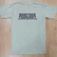 Trace Adkins TA Honky Tonk Badonkadonk Men's Small Short Sleeve Shirt