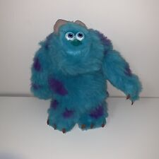 Disney Pixar Monsters Inc Sulley Plush Stuffed Animal 2001 Hasbro
