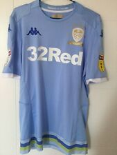 leeds united Authentic 2019/20 Cooper Jersey Size M