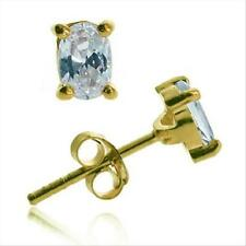Natural Topaz Fine Earrings