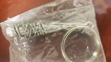 High Tension Key Chain Promo Item looks like Lucille Walking Dead sealed NEW
