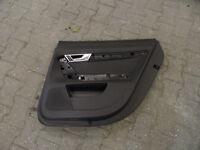Audi A6 4F C6 Pannello Porta Posteriore Destra 4F0867306K in pelle K Nero