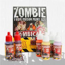 Zombicide: Toxic/Prison expansión Paint Set - * The Army Painter *