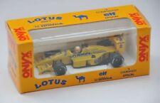 Lotus Honda Diecast Rally Cars