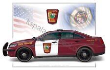 Minnesota State Patrol Ford Taurus Poster Print
