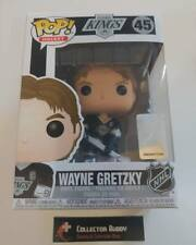 Funko Pop! Hockey 45 Wayne Gretzky LA Kings NHL Pop Vinyl Figure Los Angeles