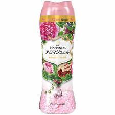 Lenoa Happiness Aroma Jewel Pomegranate Bouquet Softener Beads 520ml From Japan