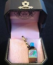 NIB Juicy Couture New Genuine Gold Sunscreen Lotion Sparkle Like Sun Boxed Charm