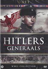 Hitler's Generaals - Udet De Generaal Van De Duivel - new seald dvd  WW2