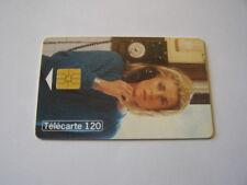 telecarte deneuve cinéma 8 120u ref phonecote F552A