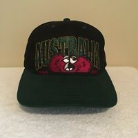 Australia Koala Travel Vintage 90's Adult Mens Baseball Hat Cap