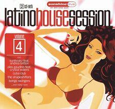 Latino House Session Vol. 4 - NEU 2 CDs Bongo Swingers Shapeshifters Cuba Club
