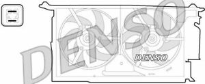 DENSO RADIATOR COOLING FAN FOR A PEUGEOT 406 ESTATE 1.8 81KW