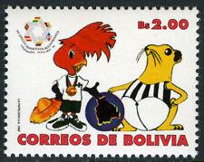Bolivia 858, MI 1176, MNH. 12th Bolivian Games, Cochabamba, Santa Cruz, 1992