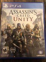 Assassin's Creed: Unity (Sony PlayStation 4, 2014)
