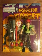 1992 INSPECTOR GADGET M.A.D. Agent with Bola Bazooka VERY RARE MOC