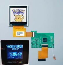 GameBoy Color LCD Backlight Display