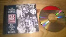 CD Ethno Los Pinguinos Del Norte / Fred Zimmerle - Conjuntos (17 Song) ARHOOLIE