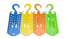 I-Gadgets Pack of 2  Magic Foldable Cloth Hanger rack  (Random Color )