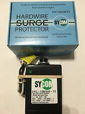 SYCOM WHOLE HOUSE SURGE PROTECTOR SYC-120/240v - T2 *BRAND NEW IN BOX*