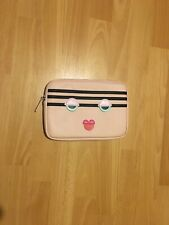 New Iphoria Make Up Bag/Pouch Pink Doll Face C