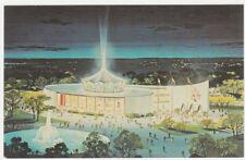 Pavilion of the Vatican New York Worlds Fair Chrome Postcard 1212