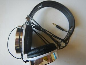 Wired Headphones  Over Ear  Stereo Headset- as shown-sound great-