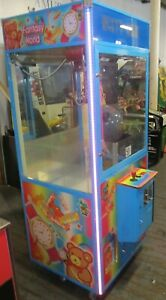 FANTASY WORLD CRANE JEWLERY / PRIZE REDEMPTION Arcade Game Shipping Availab