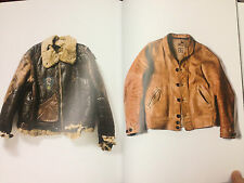Vintage Leather Jacket Pic Book Horsehide Langlitz Buco Himel Brothers Double RL