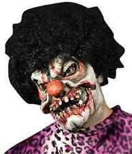 Mad Clown Killer Evil Fancy Dress Up Halloween Costume Makeup Latex Prosthetic
