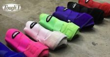 Horse Protective Sport Boots-Extreme Vented-Fronts /& Rears-Neon Green-Medium