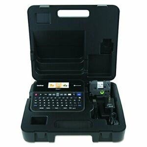 Brother P-touch PTD600VP PC-Connectable Label Maker with Full Color Graphical...